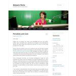 Mujeres Blogger, Periodista