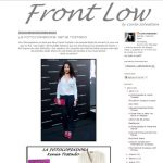 Mujeres Blogger, Front Low
