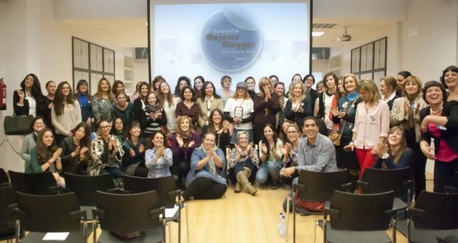 Entusiasmo y participación en el 1er Encuentro de Mujeres Blogger