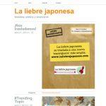 Mujeres Blogger, la liebre japonesa