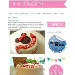 Mujeres blogger, mi dulce magdalena