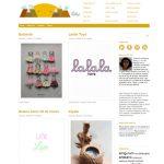 Mujeres Blogger, lalala toys