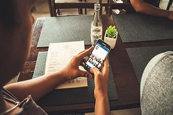 Instagram, una imatge per al teu comerç local que val més que mil paraules.
