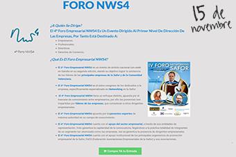 15Nov / IV Fòrum Empresarial Networking Safor. Promoció especial per a usuaris/àries de Urbalab Gandia
