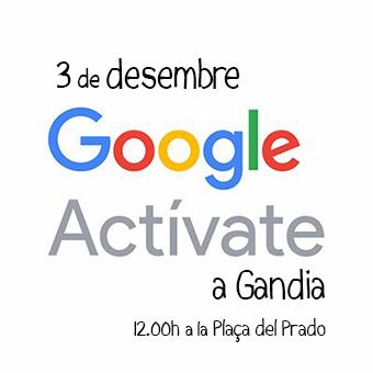 El Tour del bus de Google Activate arriba a Gandia