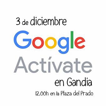 El Tour del bus de Google Activate llega a Gandia