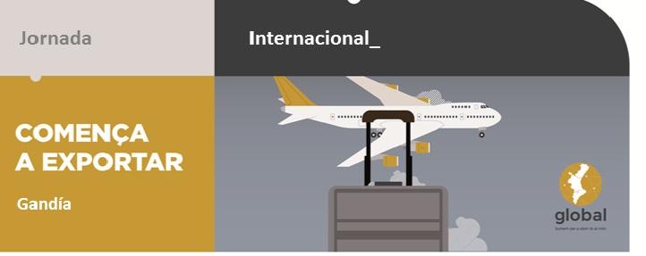 "Jornada ""Empieza a exportar"""