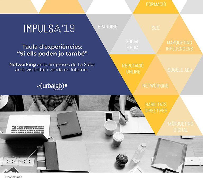 """El pròxim 9 de maig Urbalab presenta """"visibilitat i venda en Internet"""""""