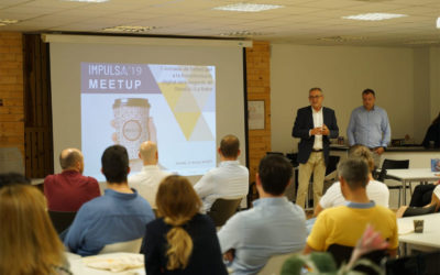 Primer encuentro de empresas implicadas en la transformación digital