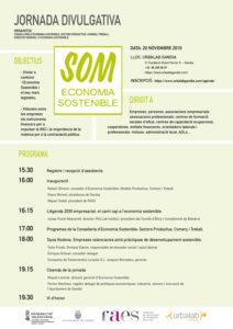 Programa jornada economia sostenible