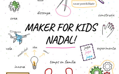 MAKER FOR KIDS Edició nadalenca 2019