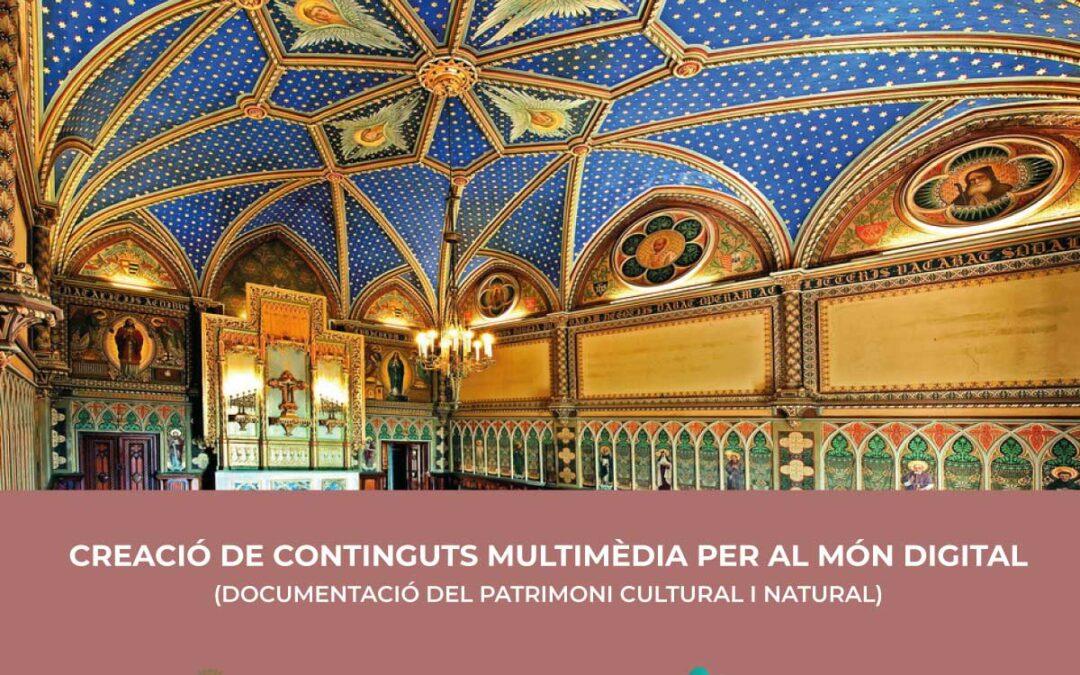 Curs de creació de continguts multimèdia