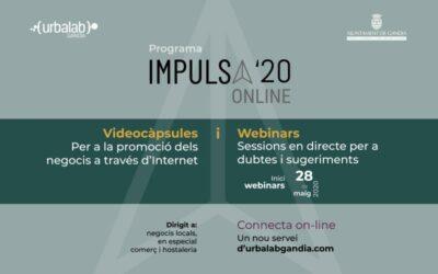 Programa de formació on-line per a la promoció dels negocis en Internet