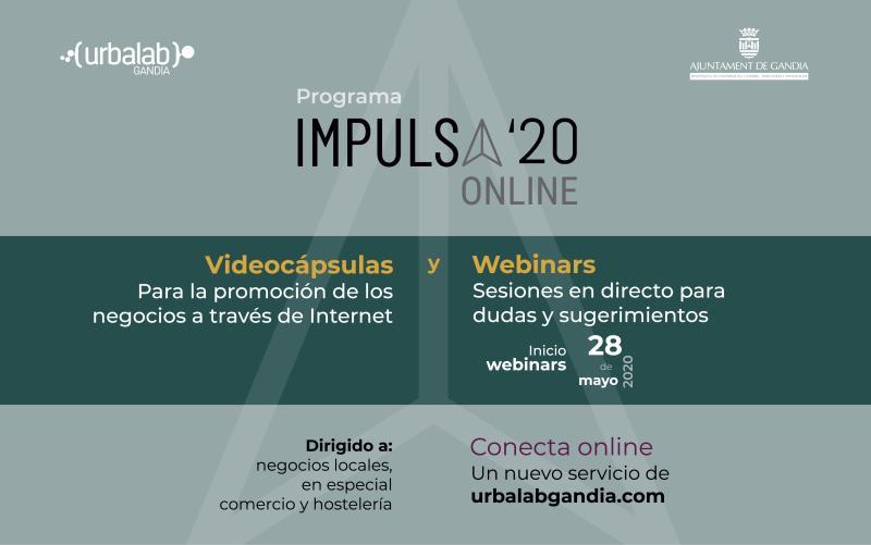 Programa de formación on-line para la promoción de los negocios en Internet