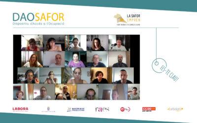 Comença la primera edició DAO SAFOR online