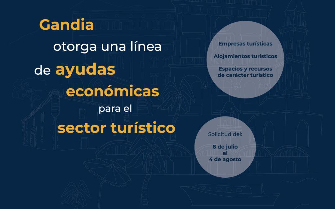 Aprobadas las Ayudas directas para el fomento de la actividad Turística tras la crisis Sanitaria por Covid-19