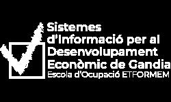 Sistemas de información para el desarrollo Económico de Gandia-Escola d'Ocupació ETFORMEM