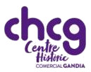 GANDIA COMERCIAL CENTRE HISTÒRIC COOP. V.