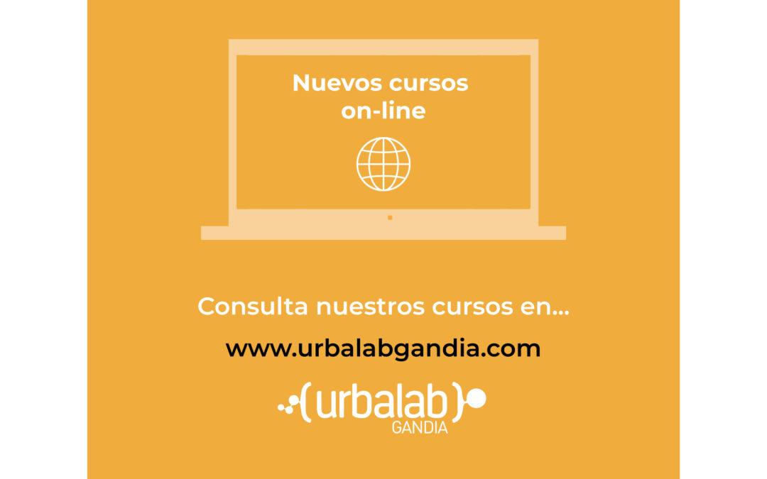 Continua la formació a Urbalab en el mes d'abril