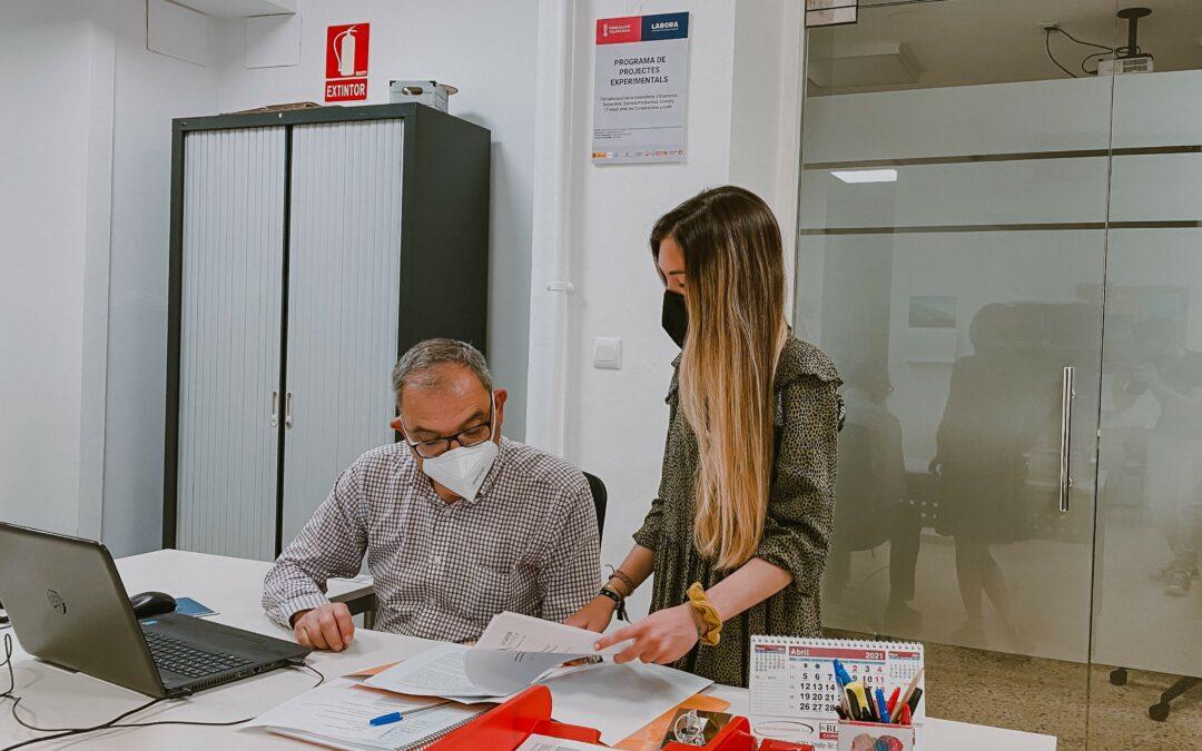 El Acuerdo Territorial para el Empleo y el Desarrollo de la comarca de la Safor inicia la creación de la red de servicios digitales de orientación e inserción laboral en la Safor